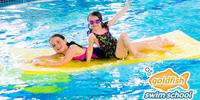Friday Night Family Swim 6/21/19- Roscoe Village