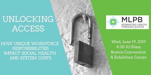 MLPB 2019 Spring Breakfast - Unlocking Access