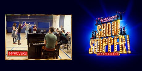 Introduction to Improvised Musical Theatre - with Showstopper's Ali James tickets