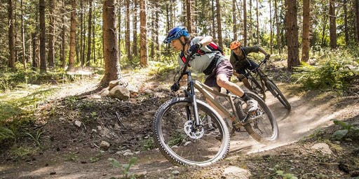 Leeds LGBT+ Sport Fringe Festival Mountain Biking