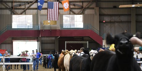 2019 Jr. Beef Round Up Registration (August 2nd-4th) tickets