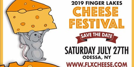 Finger Lakes Cheese Festival tickets