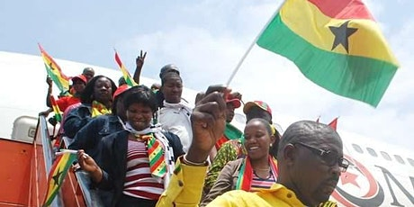 Ghanaians-in-Diaspora Motherland Breaking Conference 2020 tickets