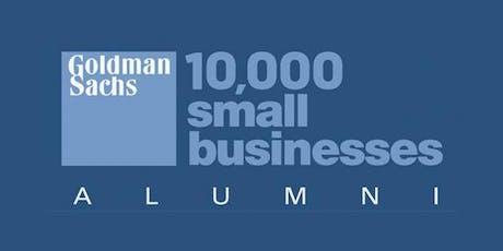 Goldman Sachs 10,000 Small Businesses Graduation - Cohorts 17, 18 & 19 tickets