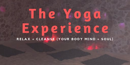 The YOGA EXPERIENCE @ The Tranquility Salt Cave