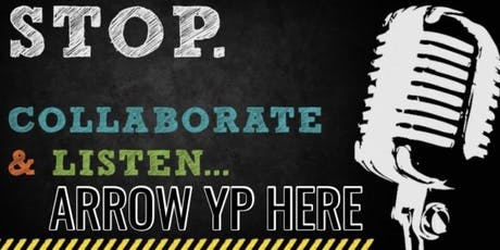 Arrow YP Collaborate and Listen (Happy Hour) tickets