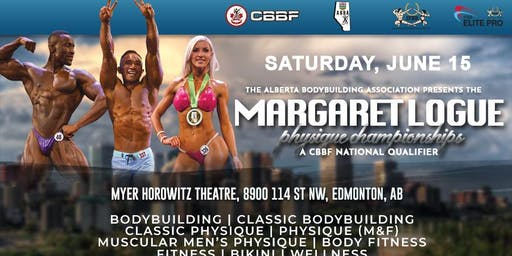 The 2019 Margaret Logue Physique Championships