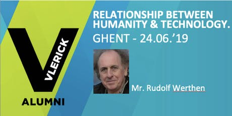 Reinventing the relationship between humanity and technology. tickets