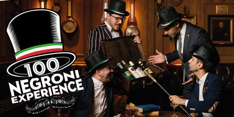 The Negroni Experience | Celebrating 100 years. tickets