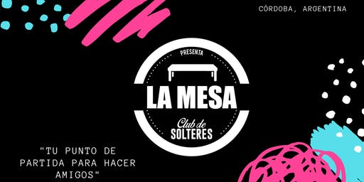 """LA MESA"" del Club 19 DE  JUNIO (CÓRDOBA - GENERAL PAZ)"