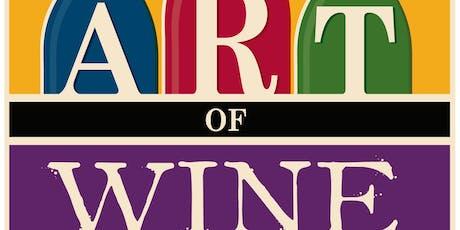 Art of Wine VIP Prime Hour 2019 tickets