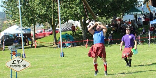 2019 Douglas County Highland Games