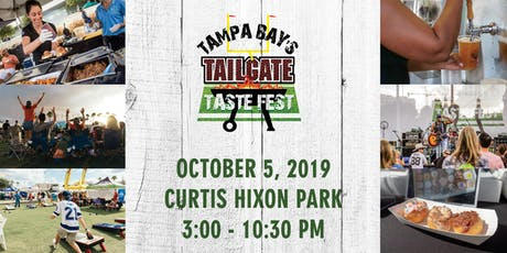 2019 Tampa Bay's Tailgate Taste Fest tickets