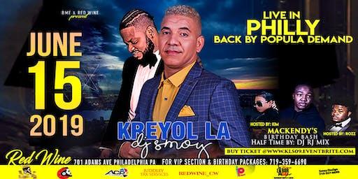 Kreyol la Live In Philly