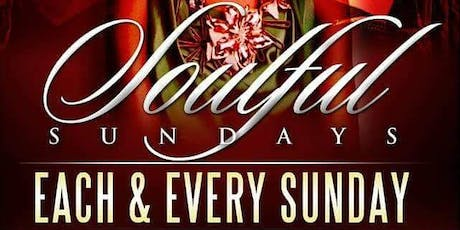 "Soulful Sundays Charlotte ""LADIES ONLY-EARLY BIRD"" ticket tickets"