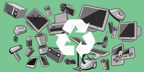 August 2019 Electronic Recycling Drop-off Event for Adams County and Thornton Residents tickets