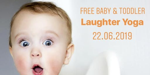 Baby&Toddler Laughter Yoga Launch