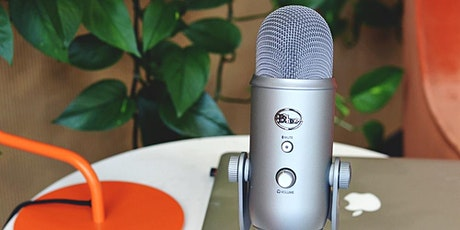 Podcasting Course tickets