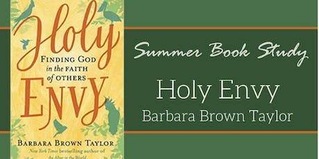 """Holy Envy"" Summer Book Study  tickets"