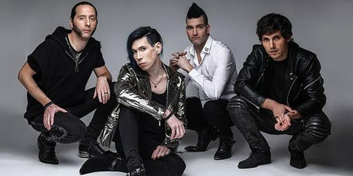 Marianas Trench - Suspending Gravity Tour