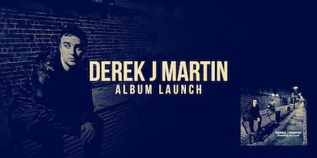 Derek J Martin & Special Guests tickets