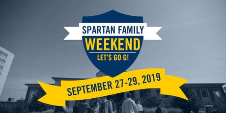Spartan Family Weekend 2019 tickets