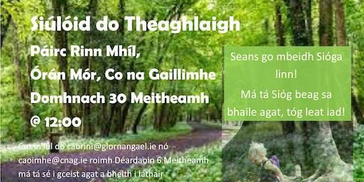 Siúlóid do Theaghlaigh i nGaillimh