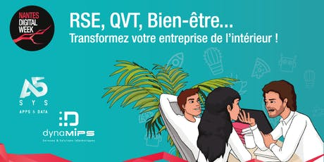 Digital Week chez A5Sys & dynaMIPS tickets