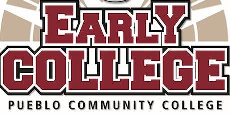 Pueblo Community College: Early College Orientation tickets