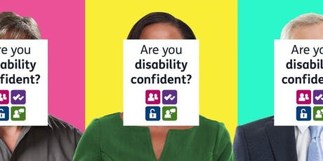 Tameside Disability Confident Event for Employers tickets