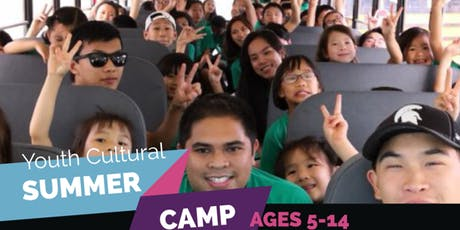 ACA 2019 Youth Cultural Summer Camp tickets