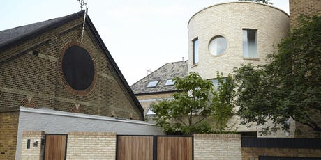 Open House London 2019 - Guided Tour of the Round House tickets