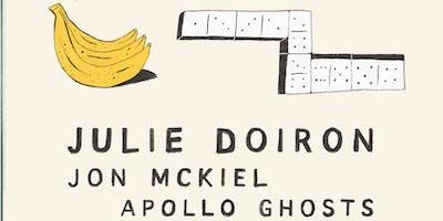 Julie Doiron with special guests Apollo Ghosts + Jon Mckiel