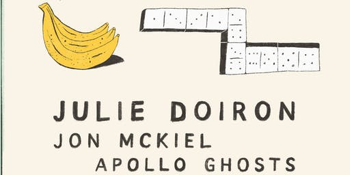 Julie Doiron with special guests Apollo Ghosts + Jon Mckiel