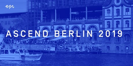Ascend Berlin Tickets