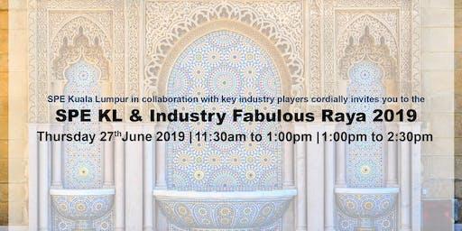 SPE KL & Industry Fabulous Raya 2019