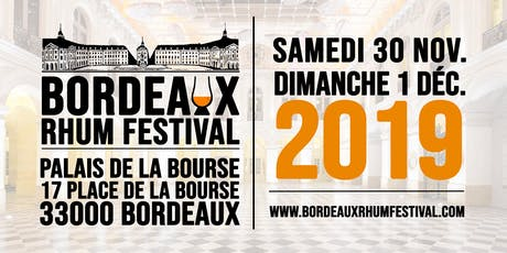 Bordeaux Rhum Festival tickets