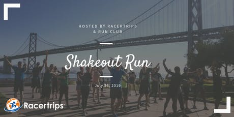 Shake Out Run (& Post Run Happy Hour) with Run Club & Racertrips! tickets