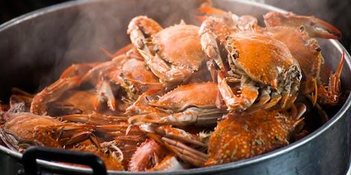 Linda's Annual Crab Feast
