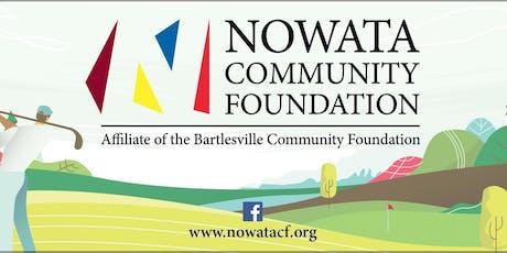 G.L. Myers Jr. Golf Tournament and Benefit Dinner - Nowata Community Found entradas