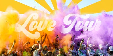 The Color Run London 2019 tickets