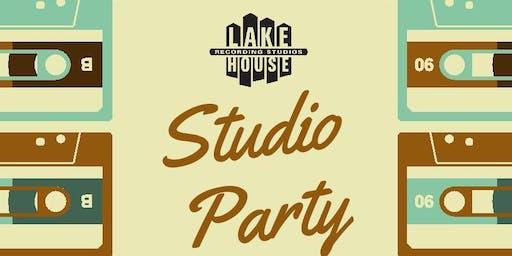 Studio Party 6/26