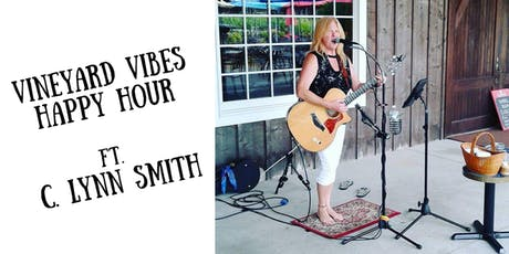 Vineyard Vibes Happy Hour ft. C. Lynn Smith tickets