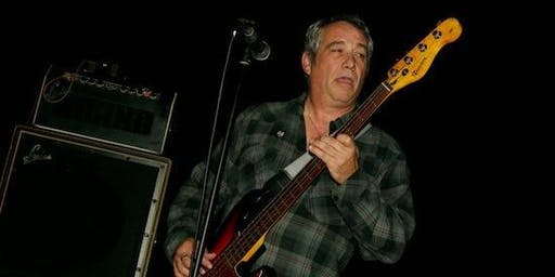 Mike Watt and the Missingmen (from minutemen and fIREHOSE) with special guests Mark Curry and Captain Cutiepie