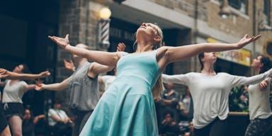 Voluit Leven - dansen