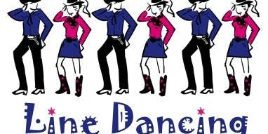Line Dance Party - June 29 Sat at 11am