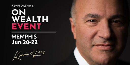 (Free) Shark Tank's Kevin O'Leary Event in Memphis
