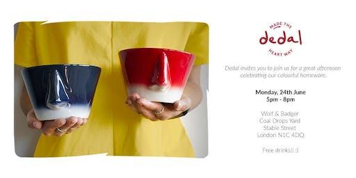 Meet The Maker: Dedal
