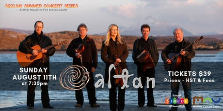 Sizzling Summer Series: ALTAN tickets