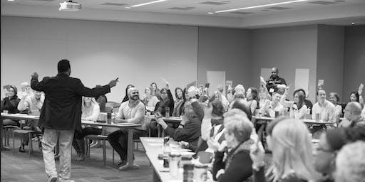 Amplify Your Audiences in Marietta, GA-Improve Public Speaking and Presentation Skills